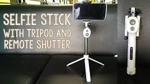 Обзор WXY-01 Bluetooth <b>Selfie</b> Stick / «<b>Селфи</b>-палка» — <b>штатив</b> ...