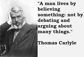 Thomas Carlyle Quotes. QuotesGram via Relatably.com