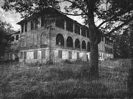 Výsledek obrázku pro scary building