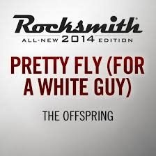 Rocksmith 2014 - The Offspring - <b>Pretty Fly (For</b> A White Guy) PS3 ...