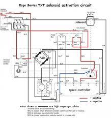 1999 ezgo txt wiring diagram 1999 wiring diagrams online solenoid activation ez go txt wiring diagram