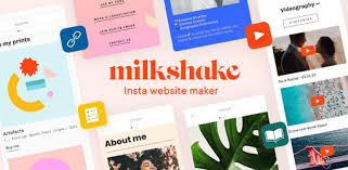 <b>Milkshake</b> — Website Builder - Apps on Google Play
