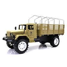 LLSDLS Car Model Toy <b>Military Truck</b> Dongfeng Transport <b>Vehicle</b> ...