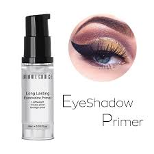 bonnie choice professional eyeshadow makeup brush blending natural hair concealer shading highlighter powder wooden handle make