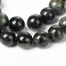 Wholesale Natural Kambaba Jasper Beads Strands, Round, <b>6mm</b> ...