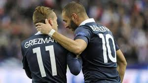 Griezmann Sedih Benzema Dikeluarkan Dari Skuad Timnas