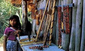 Artesanía tradicional indígena venezolana