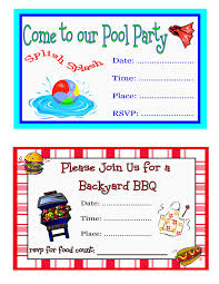 pool party birthday invitation template birthday party appealing pool party evite invitations