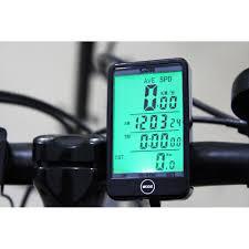 2.8'' <b>Large Screen Bicycle</b> Speedometer <b>Waterproof</b> MTB Road <b>Bike</b> ...
