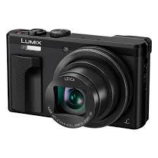 Цифровой <b>фотоаппарат Panasonic Lumix</b> DMC-TZ80 черный ...