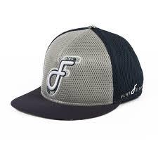 <b>Бейсболка FLAT</b> FITTY Foam Gator (Blue-Silver-Gator-FF-95800, O ...