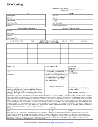 bill of lading template survey words microsoft office templates it