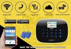 <b>Golden Security</b> WiFi Home Security GSM Alarm <b>G90B</b> Plus 2G ...