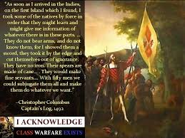 quotes - Did Christopher Columbus ever make this statement ...