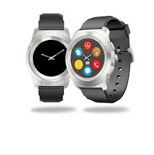 ZeTime, the world's first hybrid <b>smartwatch</b> with mechanical hands ...
