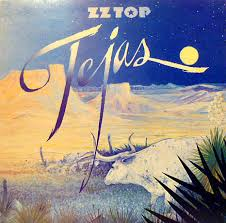 <b>ZZ Top</b> - <b>Tejas</b> (1976, Gatefold, Vinyl) | Discogs