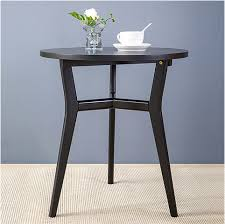 Nordic style furtunite/small round tea table/<b>coffee table</b>/<b>solid wood</b> ...