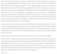 pdf download childrens day speech amp essay in english hindi  childrens day speech in english