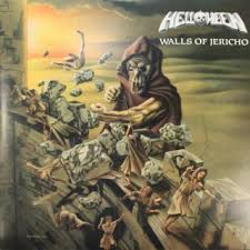 <b>HELLOWEEN</b> -- <b>Walls</b> of Jericho LP, 20,99 €