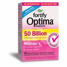 Nature's Way Women's Fortify Optima Probiotic Supplement ... - Kroger