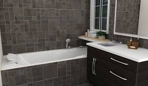 tiling ideas bathroom top: awesome nice design modern bathroom tile ideas with black cabinet on the floor with glasses mirror
