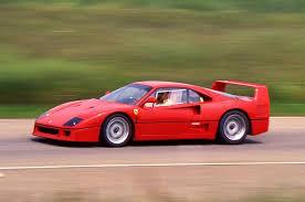 <b>Ferrari F40</b> 1987-1992 Review (2020) | Autocar