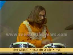 "<b>Iron Butterfly</b>- ""In-A-Gadda-Da-Vida"" 1969 (Reelin' In The Years ..."