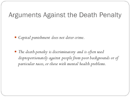 death penalty essay against the use of capital punishment   www    death penalty essay against the use of capital punishment