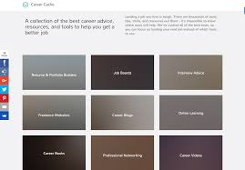 career collection internet curated