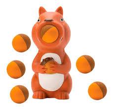 Купить игрушка-стрелялка <b>Hog Wild Белка</b> 14 см 54450, цены в ...
