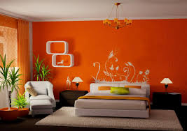 Paint Colour For Bedrooms Wall Paints Design For Bedroom
