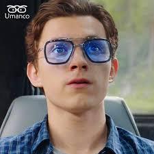 Umanco <b>2019 New Fashion</b> Tony Stark Spider Man Pilot ...