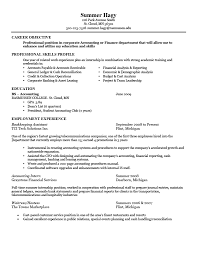 good objective cv for cost accountant resume best good cv to good objective good objectives in a resume