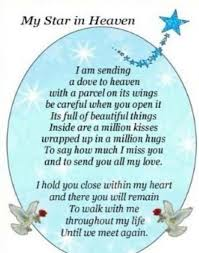 My star in Heaven. Miss you every moment mom. Happy Birthday ... via Relatably.com