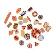 <b>10pcs</b> Home <b>Craft Mini Food</b> Ornament <b>Miniature</b> Dollhouse Decor ...