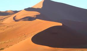 World Heritage status for Namibia's <b>Sea</b> of <b>Sand</b> | IUCN