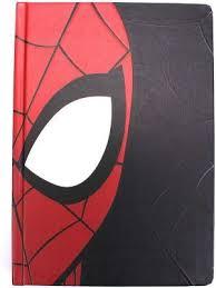 <b>Блокнот Marvel</b>: Человек-паук (паутина) А5 240с купить Человек ...