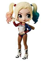 <b>Фигурка Bandai</b> Q Posket Suicide Squad: Harley Quinn, 82583P ...