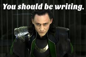 Writing Memes — Because you are a writer, and you are burdened... via Relatably.com