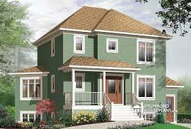 Multi family plan W B detail from DrummondHousePlans comfront   BASE MODEL Afflordable house plan   basement apartment  to bedrooms on