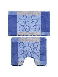 <b>Набор ковриков</b> для ванной комнаты <b>Milardo</b> 4414218 в интернет ...
