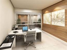 glamorous officedesigns with potted plants and tiles flooring also white paint walls for modern home office captivating modern home office design ideas