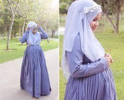 Tips Baju Hijab saat Hamil