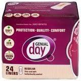 Гигиенические <b>женские</b> ежедневные эко-<b>прокладки</b> Genial <b>Day</b> ...