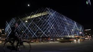 dia lights building facade lighting