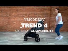 Коляска <b>Valco baby</b> Snap4 Trend