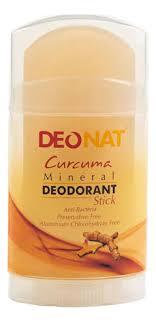Купить <b>дезодорант</b>-<b>кристалл</b> с куркумой curcuma mineral ...