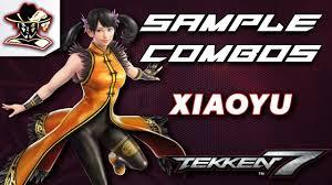 <b>Tekken 7</b>: <b>Xiaoyu</b> - Staple Combos
