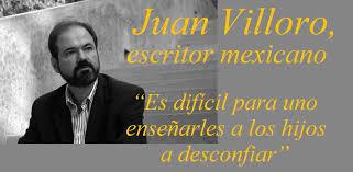 Resultado de imagen de Juan Villoro