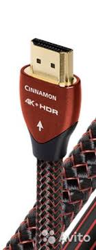 <b>Кабель hdmi AudioQuest hdmi Cinnamon</b> Braid 0.6 м купить в ...